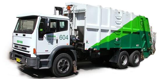 Domestic Services Truck