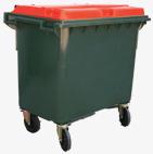 660L Plastic Bulk Bin